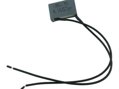 Kondensator til gearmotor
