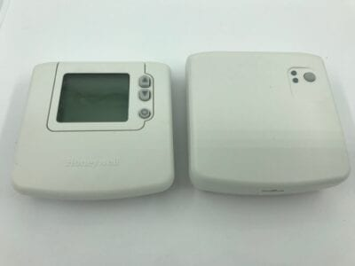 ekstern trådløs termostat